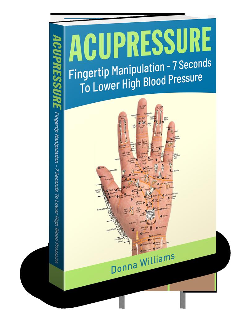 Acupressure For Self Healing, https://www.info-on-high-blood-pressure.com/Overcoming-High-Blood-Pressure.html