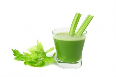 Celery, high in potassium can be used to complement blood pressure treatment. https://www.info-on-high-blood-pressure.com/celery-and-high-blood-pressure.html