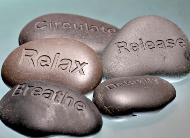 Meditating Stones: