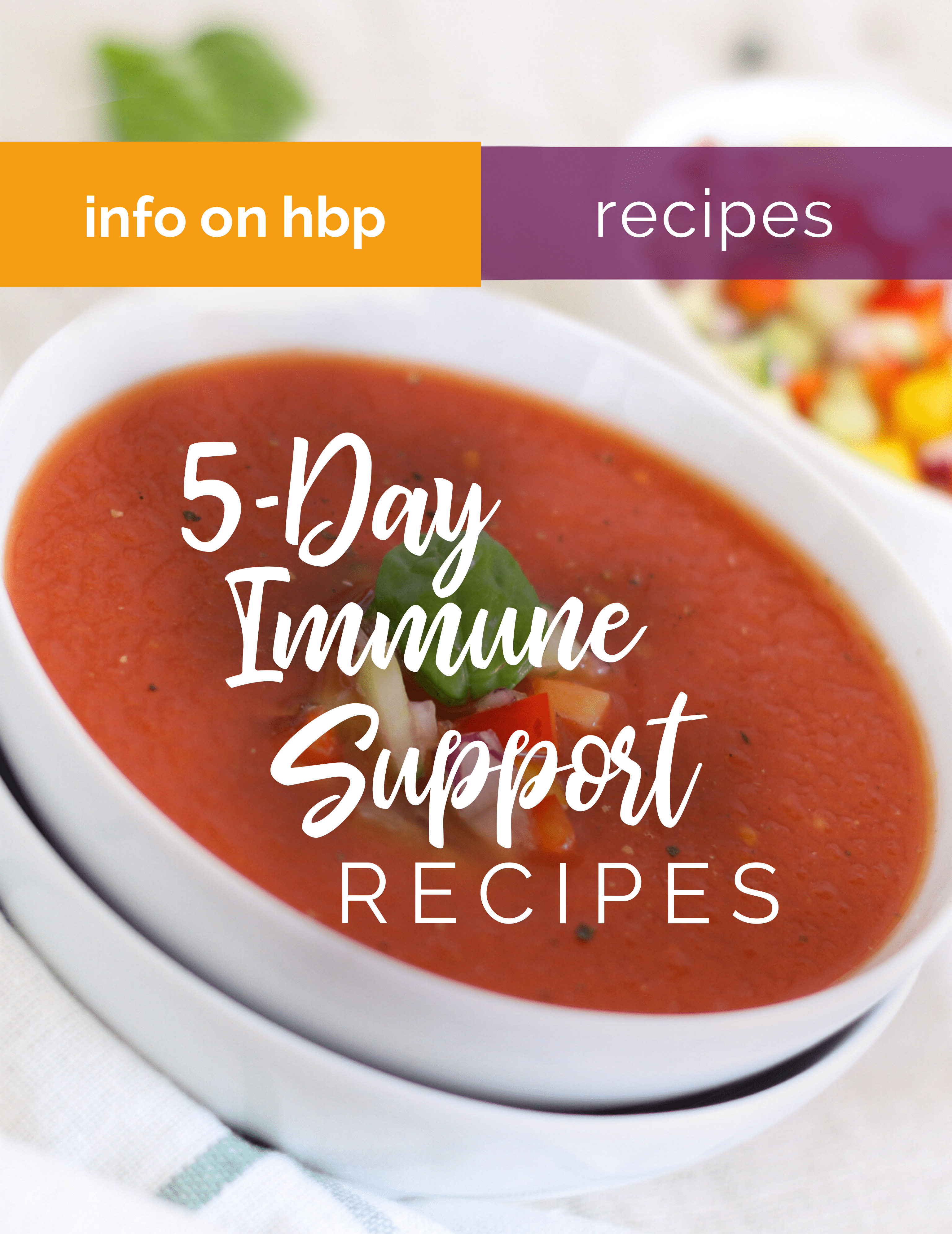 5-Day Immune support Recipe, rejuvenation and healing,   https://www.info-on-high-blood-pressure.com/immune-support.html
