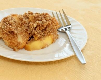 http://www.info-on-high-blood-pressure.com/Desserts.html, Apple-Cranberry Crisp