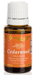 Cedarwood Essential Oil, high blood pressure and anxiety