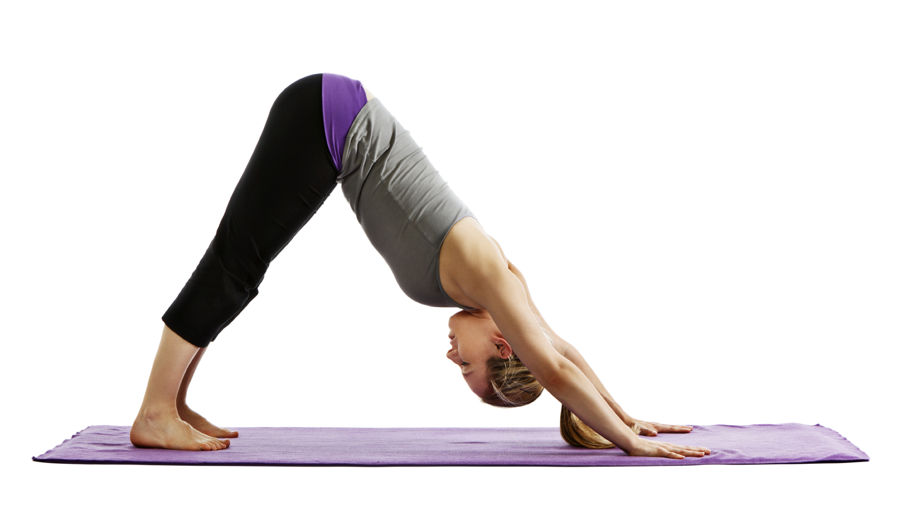 Downward dog posture, https://www.info-on-high-blood-pressure.com/Yoga.html