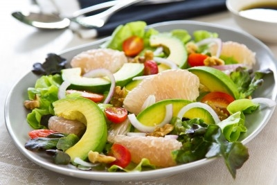 Green Salad. https://www.info-on-high-blood-pressure.com/Foods-To-Lower-Blood-Pressure.html