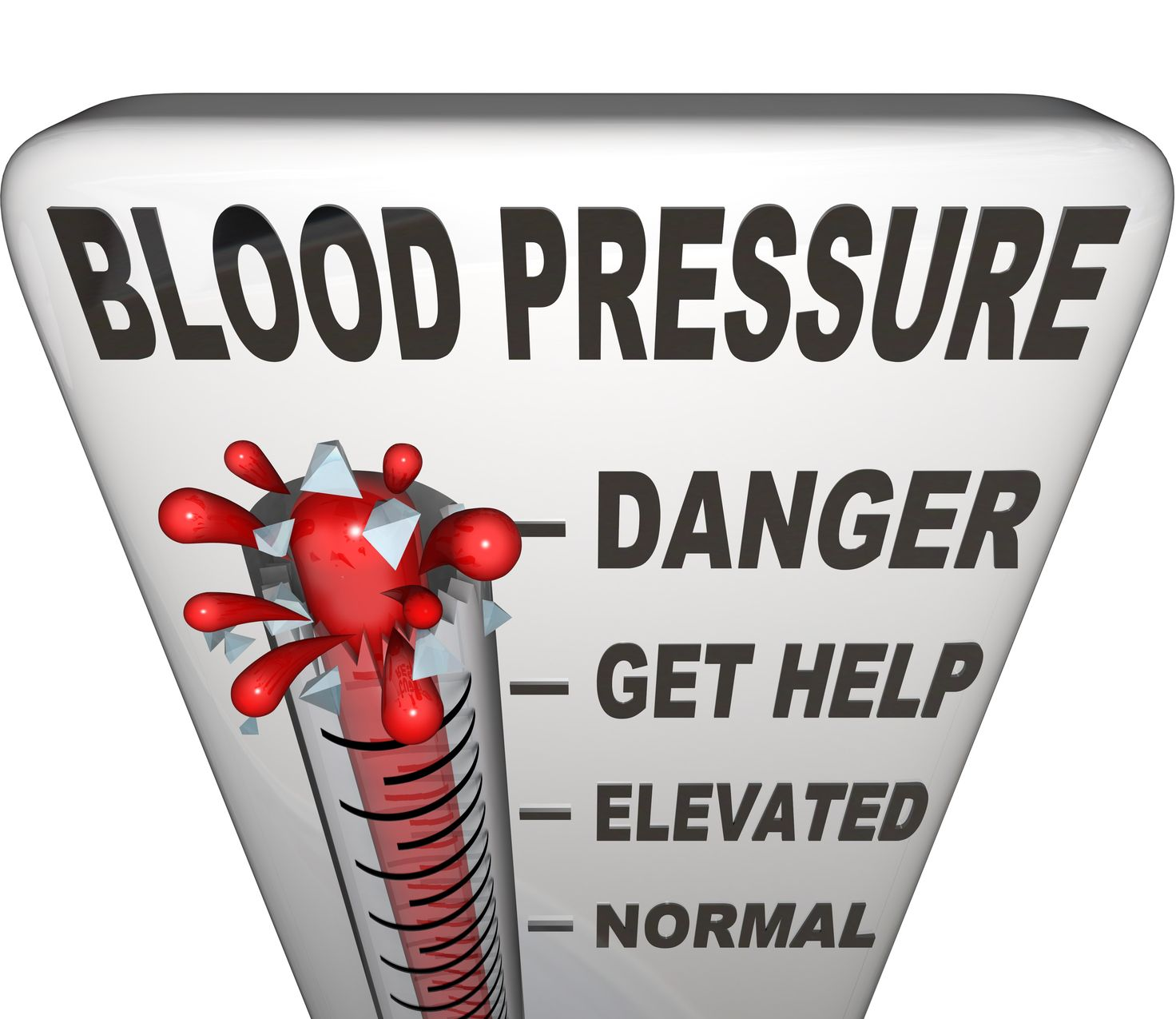 Reasons For High Blood Pressure