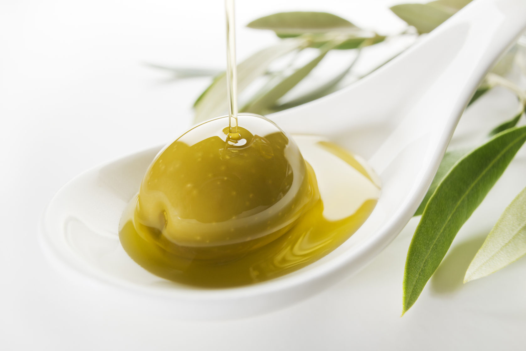 Olive oil.  https://www.info-on-high-blood-pressure.com/priming-your-pump.html