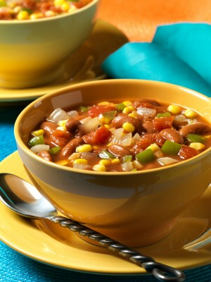 https://www.info-on-high-blood-pressure.com/SlowCookerRecipes.html, Vegetable Chili Soup
