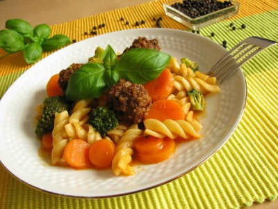 http://www.info-on-high-blood-pressure.com/VeganRecipes.html, Veggie Italian Meatballs