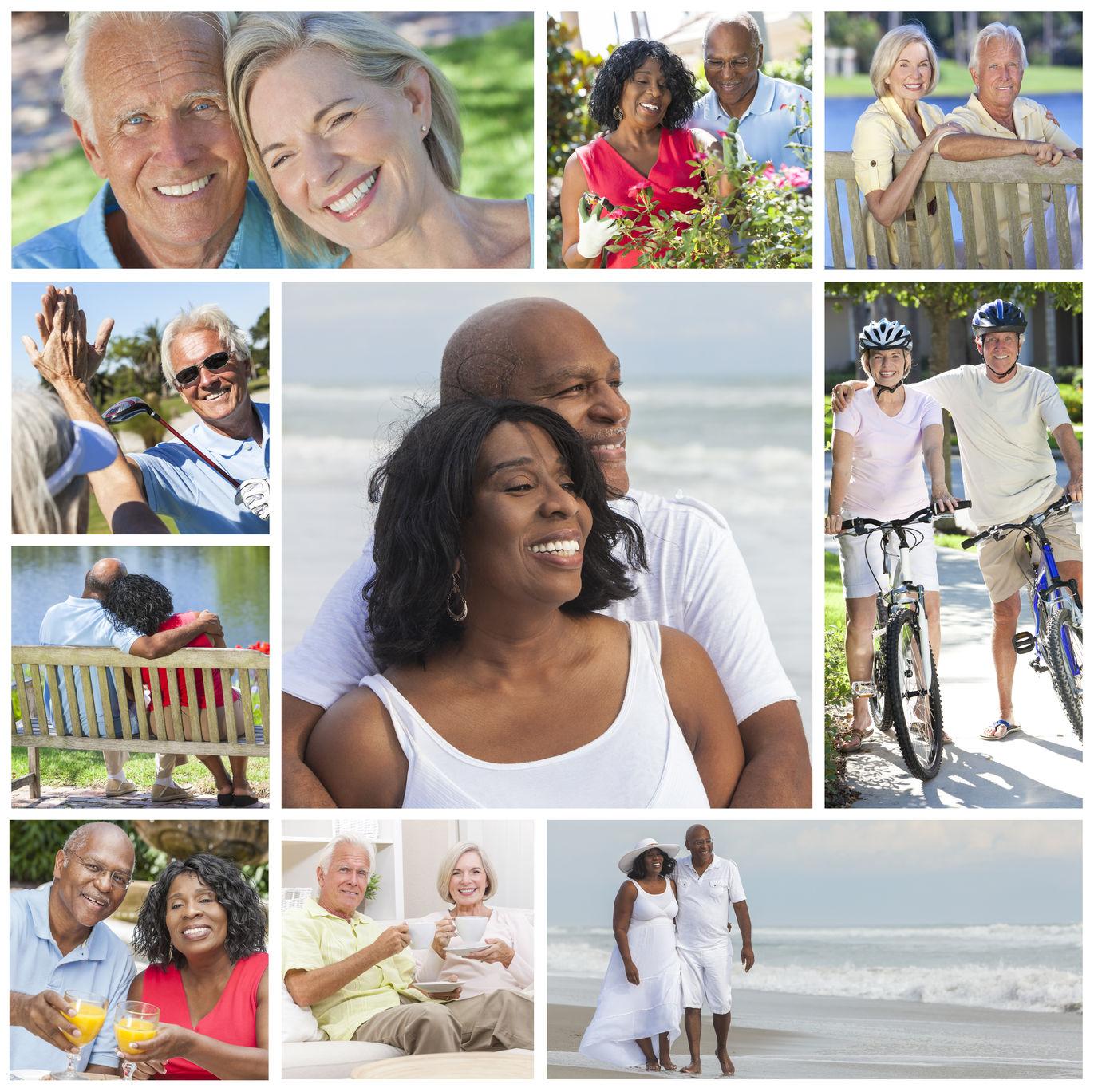 Active Senior couples. The Elderly. https://www.info-on-high-blood-pressure.com/The-Elderly.html