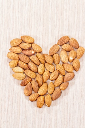 Almonds a water-soluble B2 vitamin. https://www.info-on-high-blood-pressure.com/Vitamins-For-High-Blood-Pressure.html