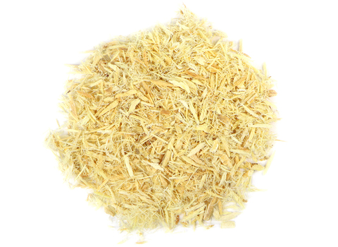 Astragalus root. https://www.info-on-high-blood-pressure.com/vegetable-congee.html