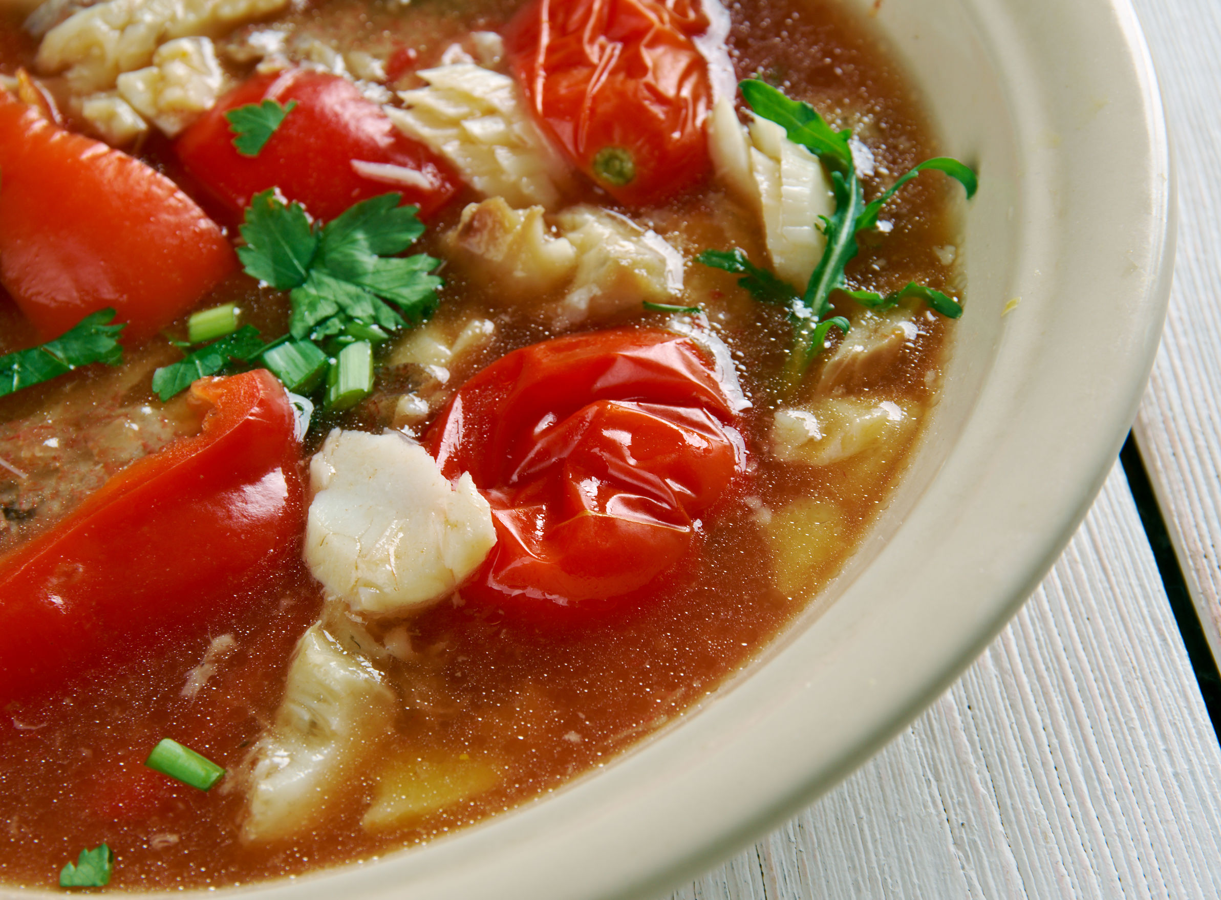 Conch Soup. https://www.info-on-high-blood-pressure.com/eating-healthy.html