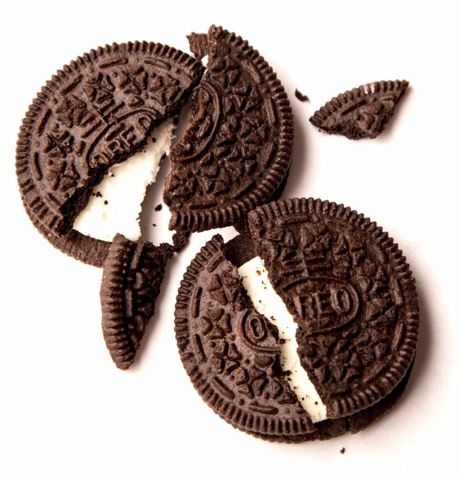 Food addiction - Oreo cookies.  https://www.info-on-high-blood-pressure.com/food-addiction.html