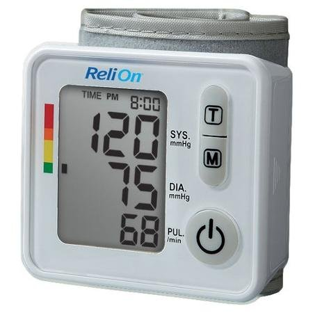 http://www.info-on-high-blood-pressure.com/ReliOn-Blood-Pressure-Monitor.html