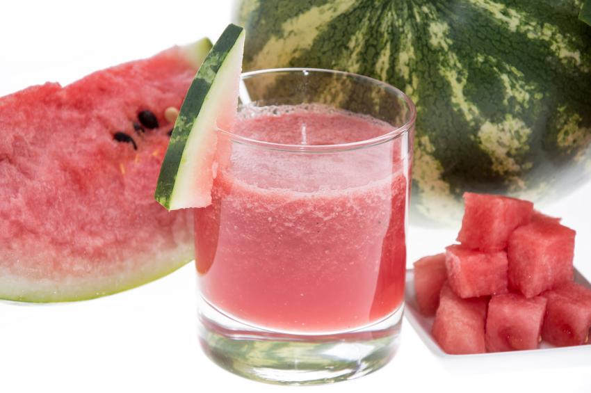 Melon juice. https://www.info-on-high-blood-pressure.com/Benefits-Of-Juicing.html