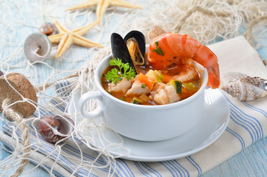 Mussel soup. https://www.info-on-high-blood-pressure.com/High-Blood-Pressure-And-Magnesium.html